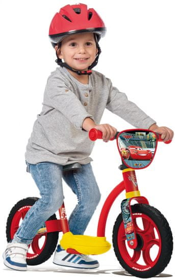 Smoby Cykloodrážedlo Cars 3, stojan