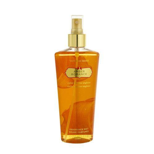 Amber Romance - tělový závoj 250 ml