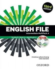 Oxenden Clive, Latham-Koenig Christina,: English File Third Edition Intermediate Multipack A