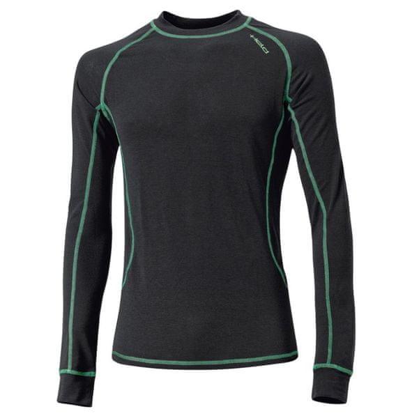 Held pánské spodní triko HELD-DRY SKIN vel.XXL, dlouhý rukáv, černá