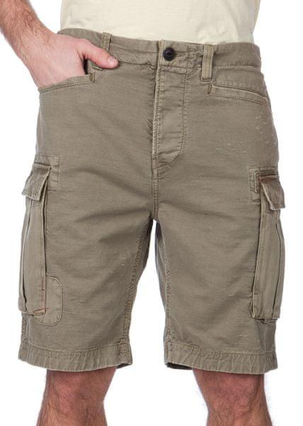 Pepe Jeans pánské kraťasy Journey 30 khaki