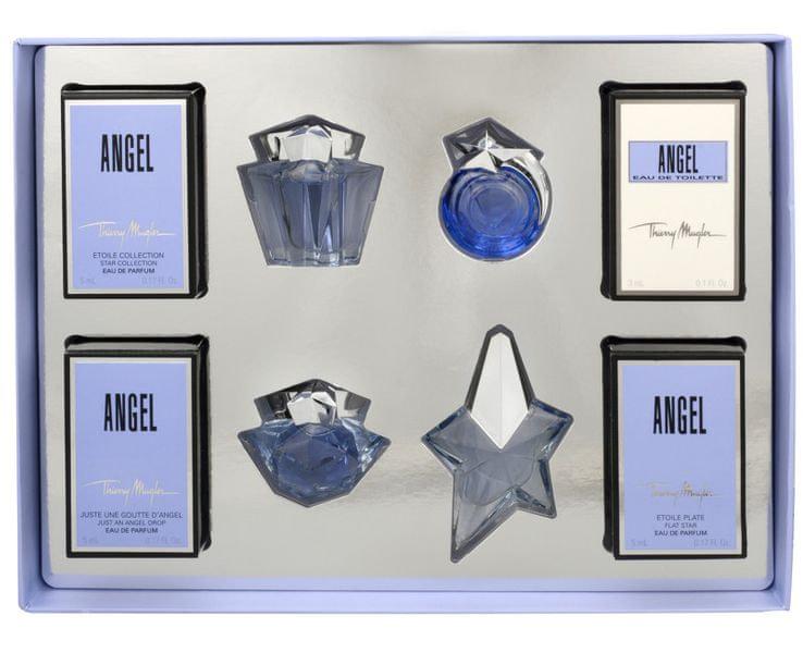 Thierry Mugler Miniatury - kolekce od značky Thierry Mugler 18 ml