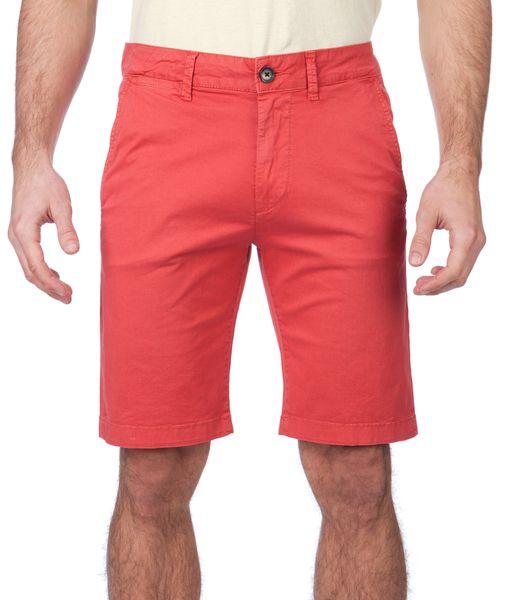 Pepe Jeans pánské kraťasy Mc Queen 32 červená