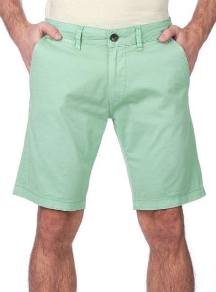 af637a6a713 Pepe Jeans pánské kraťasy Mc Queen 32 zelená