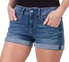 Pepe Jeans ženske kratke hlače Siouxie