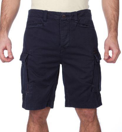 Pepe Jeans szorty męskie Journey 31 ciemny niebieski