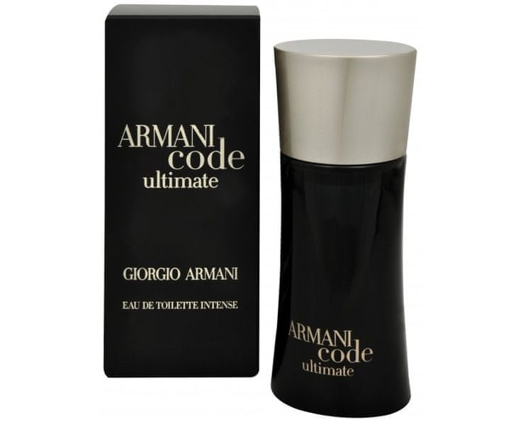 Giorgio Armani Code Ultimate - EDT 75 ml
