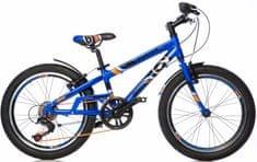 """Dino bikes Aurelia 20"""" chlapecké modrá"""