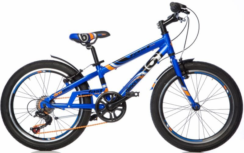 """Dinobikes Aurelia 20"""" chlapecké modrá"""