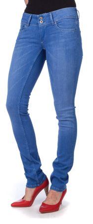 Pepe Jeans ženske kavbojke Vera 30/32 modra