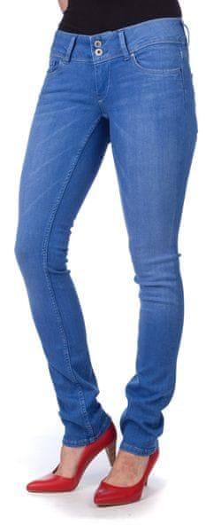 Pepe Jeans dámské jeansy Vera 30/34 modrá