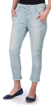 Pepe Jeans ženske kavbojke New Topsy 26 modra