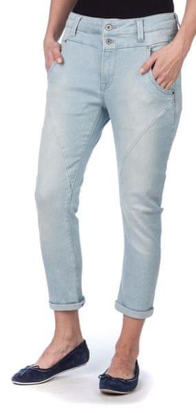 Pepe Jeans dámské jeansy New Topsy 30 modrá