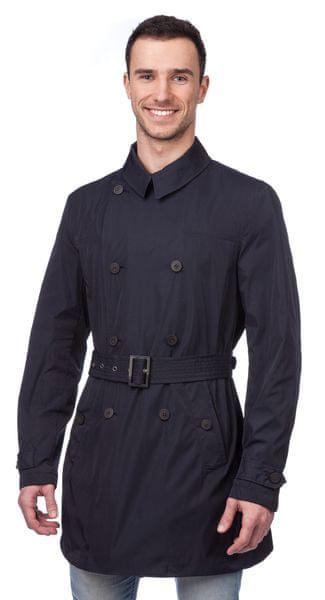 Geox pánský kabát 56 modrá
