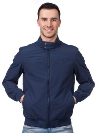 Geox moška jakna 50 modra