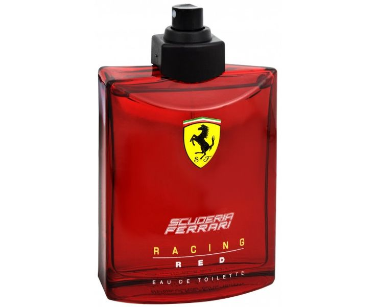 Ferrari Scuderia Racing Red - EDT TESTER 125 ml