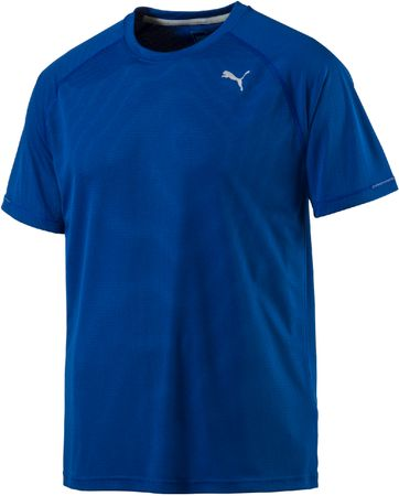 Puma Core-Run S S Tee Blue XL