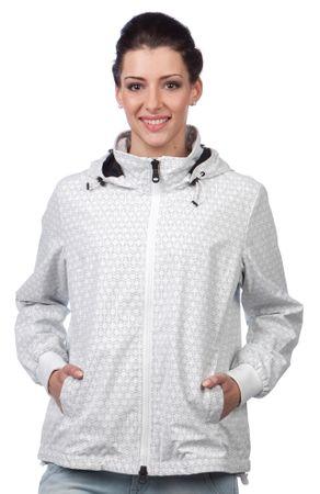 Geox ženska jakna S bela
