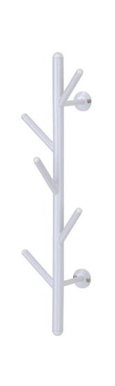 zidna vješalica Zarja, bijela