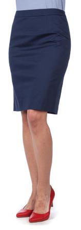 Gant női szoknya 34 sötétkék