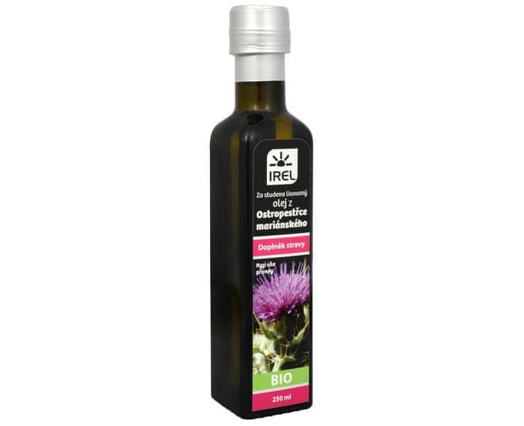 BIO Panenský olej z ostropestřce mariánského 250 ml