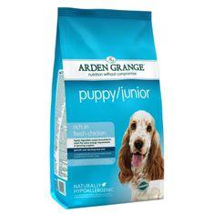 Arden Grange sucha karma dla psa Puppy Junior 12 kg