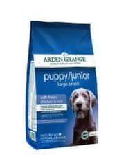 Arden Grange sucha karma dla psa Puppy Junior Large Breed 12