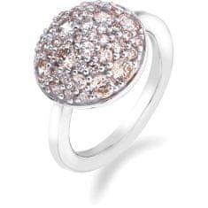 Hot Diamonds Prsteň Emozioni Laghetto Bouquet Champagne ER009