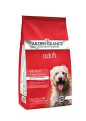 Arden Grange sucha karma dla psa Adult Chicken 12 kg