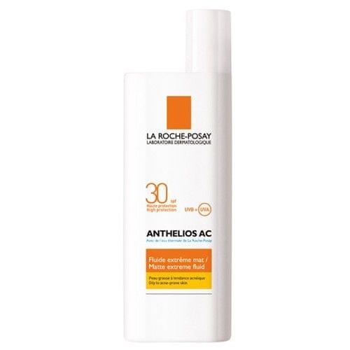 La Roche - Posay Zmatňující fluid na opalování na obličej SPF 30 Anthelios AC (Fluide Extreme Mat) 50 ml