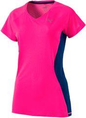 Puma CoreRun S S Tee W Pink BL