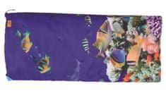 Easy Camp otroška spalna vreča Aquarium