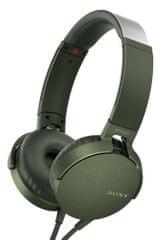 SONY słuchawki MDR-XB550AP