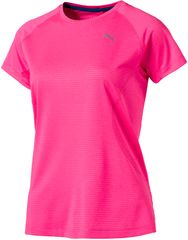 Puma Speed Tee W Knockout Pink Heather