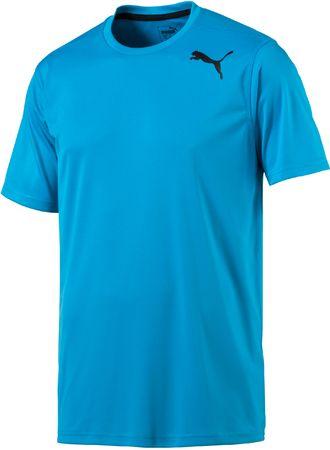 Puma moška majica Essential SS Tee Danube, modra, XL