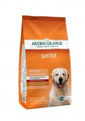 Arden Grange sucha karma dla psa Senior 12 kg