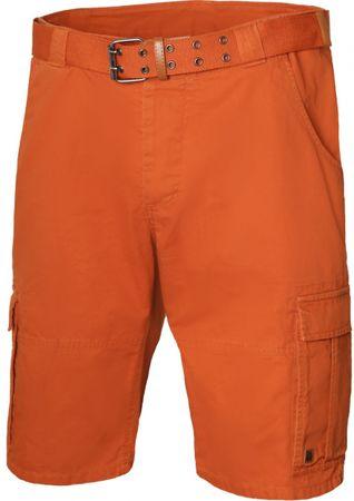 Husky moške hlače Ripper, oranžne, M