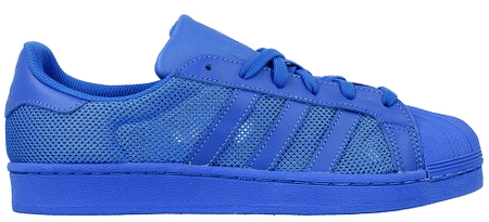 Adidas Originals Superstar Men Férfi Cipő, Kék, 42 2/3
