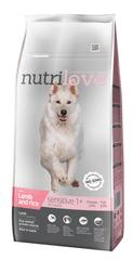 Nutrilove Dog Sensitive Lamb&Rice 12kg