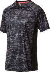 Puma moška majica Vent SS Graphic Tee, črna