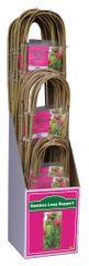 Previosa Növénytámasz - bambusz 60 cm, 9 drb