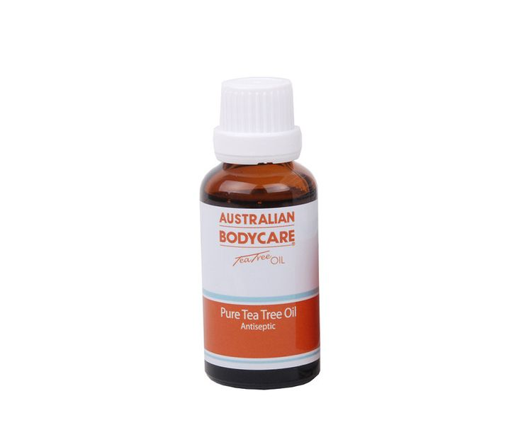 AUSTRALIAN BODYCARE Originální olej Tea Tree (Objem 10 ml)