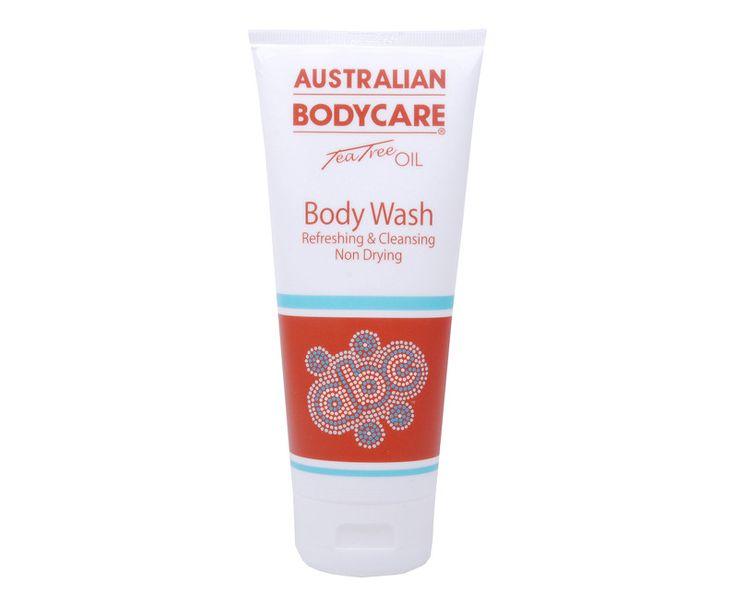 AUSTRALIAN BODYCARE Tělové mýdlo s olejem Tea Tree 200 ml