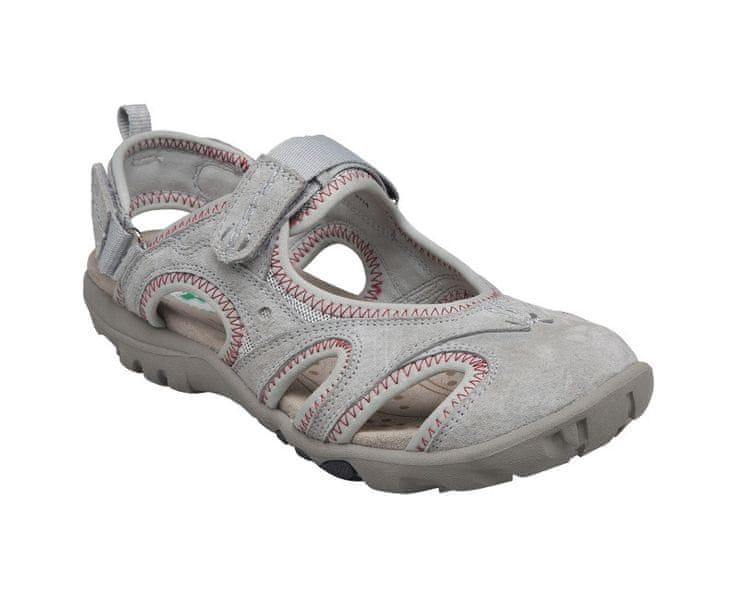 SANTÉ Zdravotní obuv dámská MDA/200541 šedá (Velikost vel. 42)