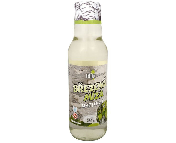 Oskola Březová míza natural 750 ml