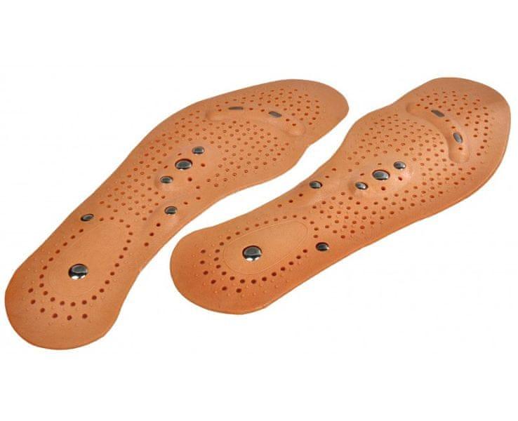 Magnetické vložky do bot