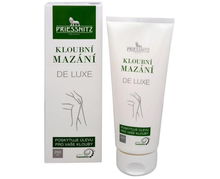 Simply you Priessnitz Kloubní mazání De Luxe 200 ml