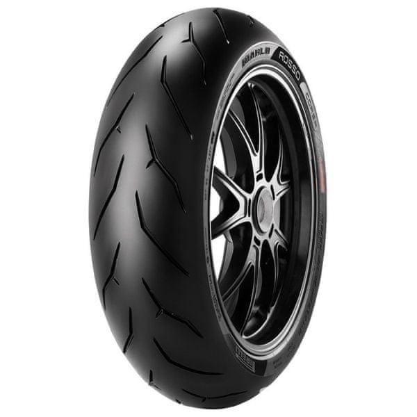 Pirelli 160/60 R 17 M/C TL (69W) Diablo Rosso Corsa zadní