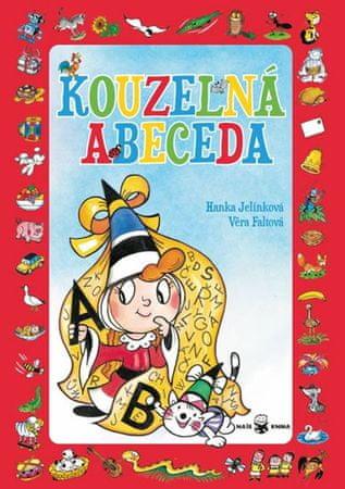 Jelínková Hanka: Kouzelná abeceda + písmenkové pexeso