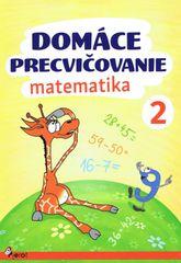 Šulc Petr: Domáce precvičovanie - Matematika 2.trieda